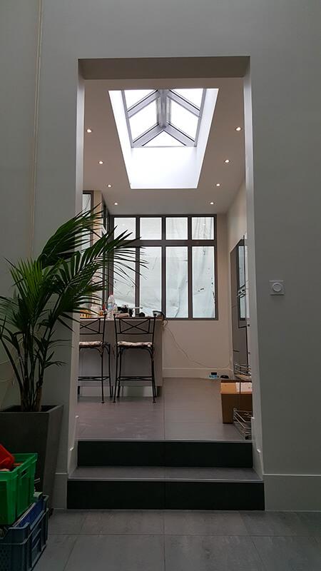 Rénovation intérieure de maison à Nantes par Renovenergy