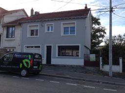 Rénovation totale d'une maison à La Roche sur Yon